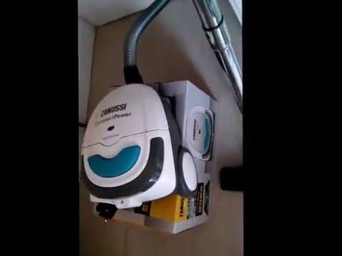 Zanussi Zan3002el Vacuum Cleaner Youtube