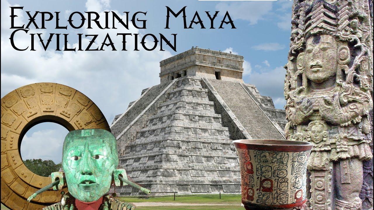 Exploring Maya Civilization For Kids Ancient Mayan Culture