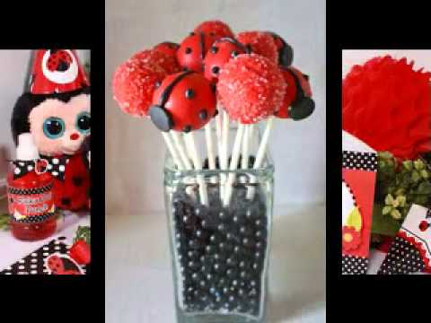 Easy Ladybug Decorating Ideas Youtube