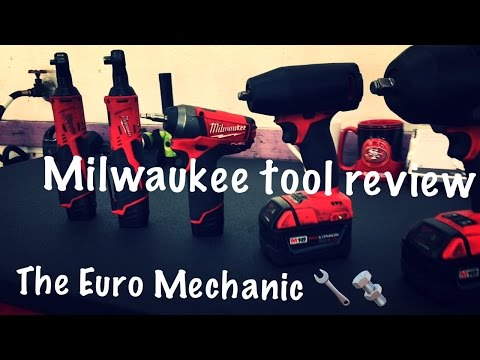 Milwaukee Tool Review From A REAL TECHNICIAN!