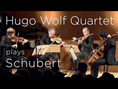 Hugo Wolf Quartet: Schubert's String Quartet in G Major, D. 887