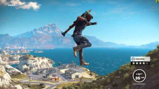 GTX 960 - 4GB -- Max Settings - Just Cause 3 -- 359.06 Driver