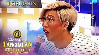 Vice shares a story about the legend of ladle | Tawag ng Tanghalan