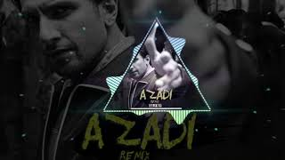 Azadi Remix | Gully Boy | Divine | Dub Sharma | Dj Shelin | Dj Bhavi | Ranveer Singh | Hip Hop