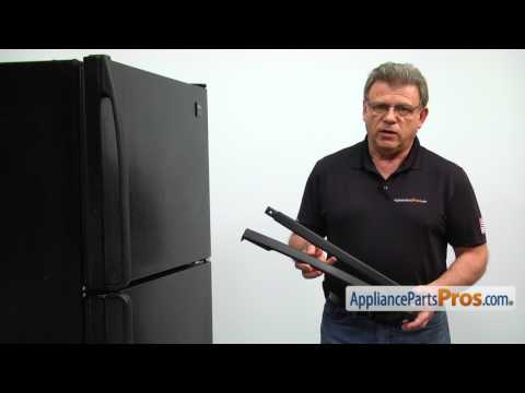 Refrigerator Handle Set (part #4388950) - How To Replace