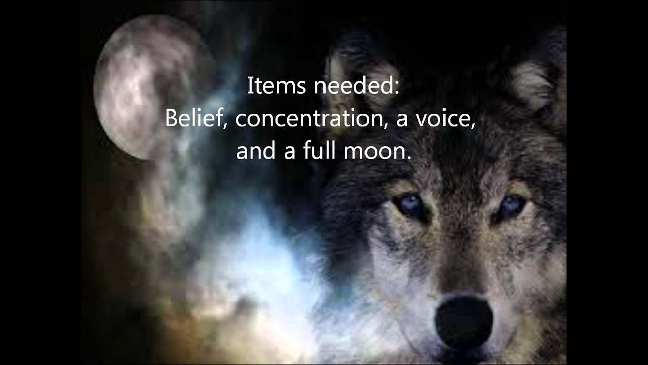 Spell of the Wolf - YouTube
