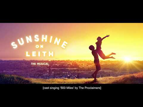Sunshine on Leith: audience reactions trailer