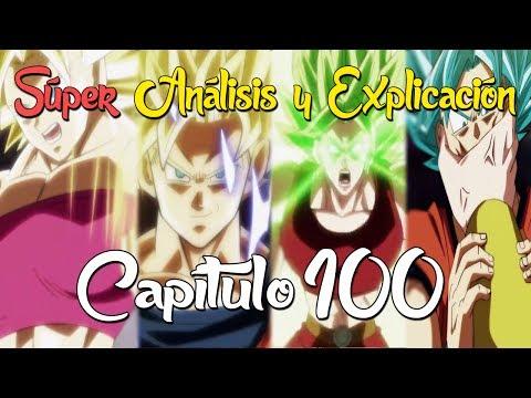 TODAS las CLAVES del Capítulo 100 Dragon Ball Super | Súper Análisis y Explicación