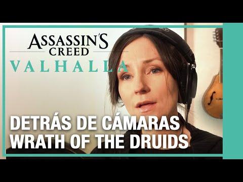 Assassin's Creed Valhalla - Detrás de Cámaras con Julie Fowlis | #UbiForward | Ubisoft LATAM