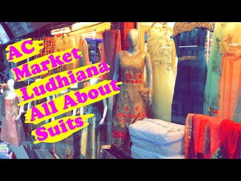AC Market Ludhiana All About Suits DKV # 14