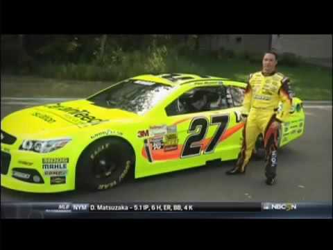 2014 Detroit Belle Isle NBC Sports Broadcast Rounds 6,7 & 8