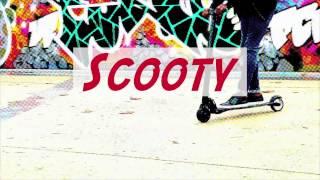 Gyropode Scooty ZA011