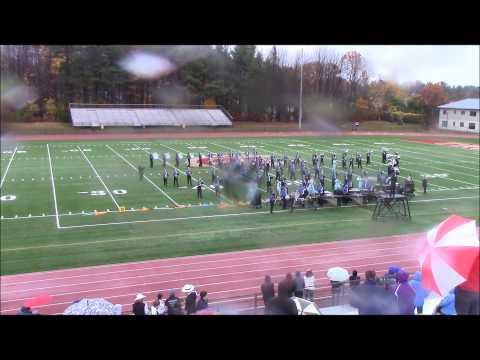 Salem Blue Devil Marching Band, Drive 2014 Finals, MBDA, New Hampshire