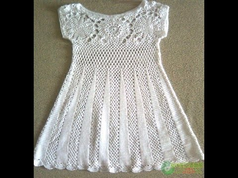 Crochet Patterns Free Crochet Blouse 356 Youtube