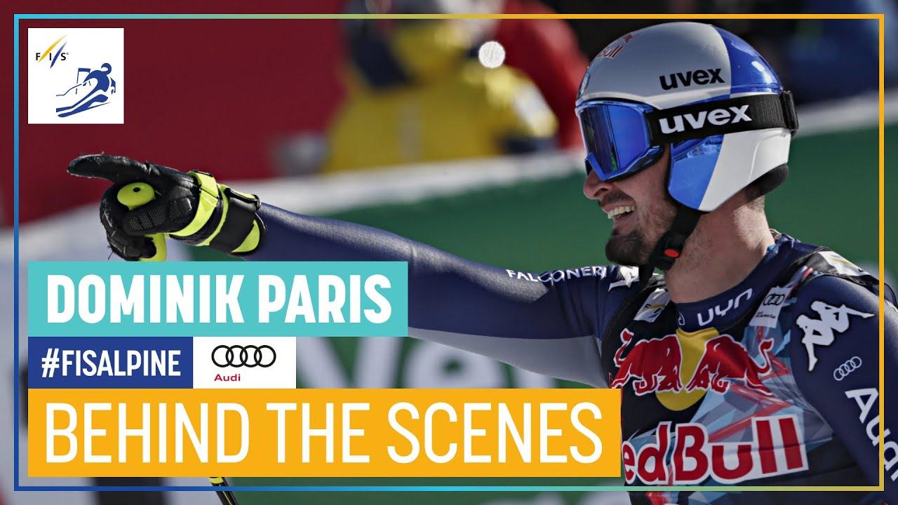 Behind the Scenes with Dominik Paris | FIS Alpine