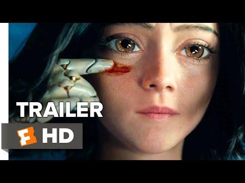 Alita: Battle Angel Trailer (2018) |...