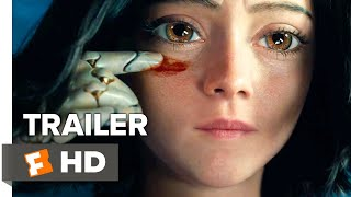 Alita: Battle Angel Trailer (2018) |