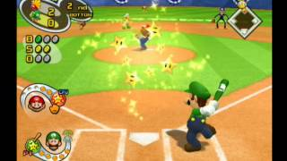 Mario Superstar Baseball - Full Exhibition Game