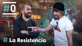LA RESISTENCIA - El reencuentro de Macaco con Jorge Ponce   #LaResistencia 03.03.2021