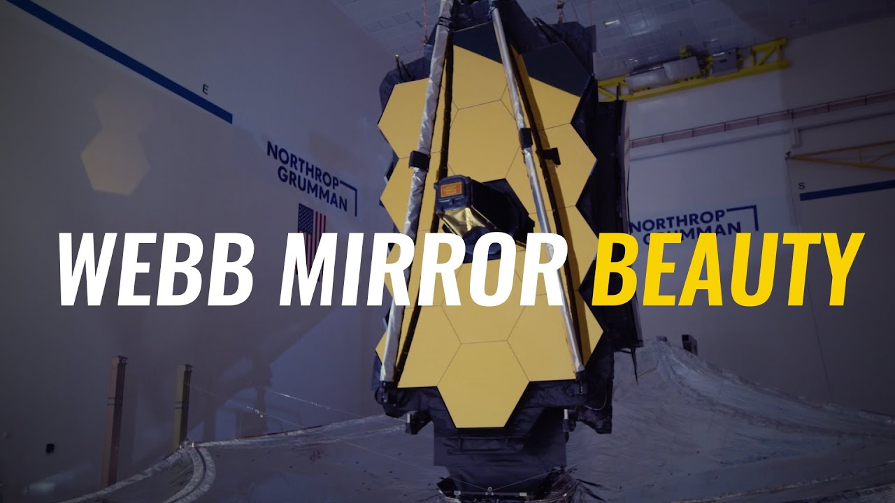 NASA James Webb telescope completes primary mirror testing for 2021 launch