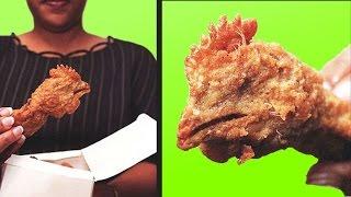 Yiyeceklerden Çıkan 12 İğrenç Şey - Hassas Mideliler İzlemesin!