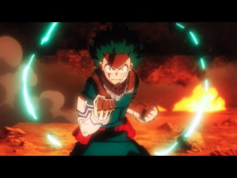 My Hero Academia Heroes Rising Official Dub Trailer Youtube