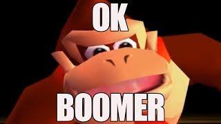 Gambar cover Ok Boomer - The DK Crew