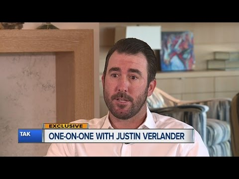 One-on-one with Justin Verlander