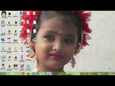How to Make 3D Photo Album/at Home Exhibition hindi