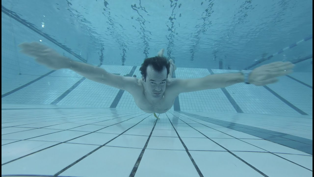 a5906ba72145b How to swim to the bottom of the pool (dive deeper underwater) - YouTube