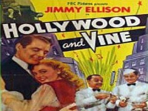Hollywood and Vine [1945] Alexis Thurn-Taxis