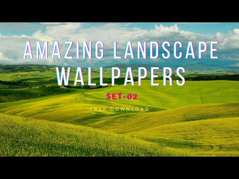 Amazing Landscapes Wallpapers - Set 02