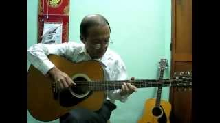 Hotel California- Guitar solo (Thay Truc)