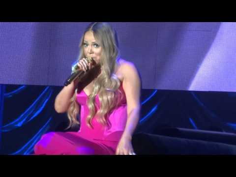 Mariah Carey - Cry live Sydney -Elusive Chanteuse Tour 2014 mp3