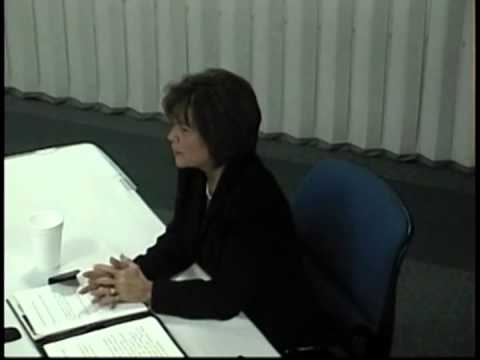Superintendent First Interviews (Cindy Weber and Dr. Jeff Hall) - May 6, 2013