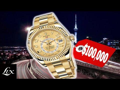 Top 5 Luxury Watch Brands | 2020