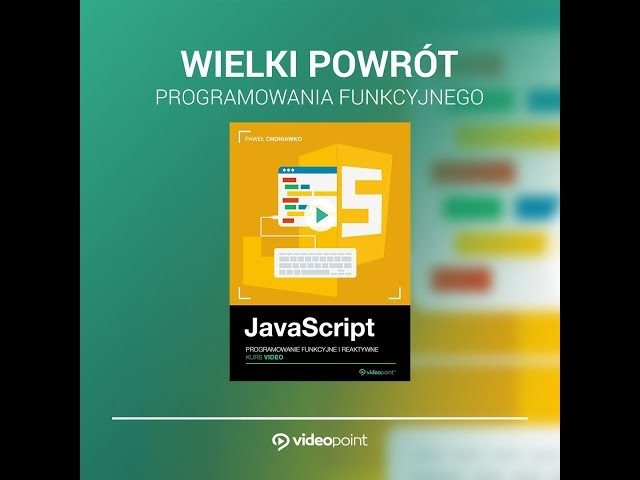 JavaScript. Programowanie funkcyjne i reaktywne [kurs video]