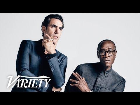 Sacha Baron Cohen & Don Cheadle - Actors on Actors -  Conversation