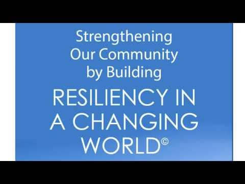 Disaster Response Program: Resiliency in a Changing World