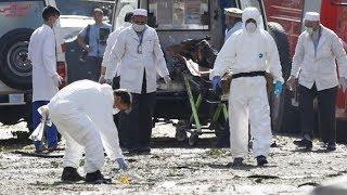 مصر العربية   قتلى وجرحى في تفجير انتحاري بالعاصمة الأفغانية كابول