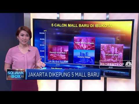 Jakarta Dikepung 5 Mal Baru