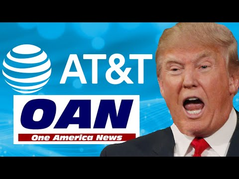 EXPOSED: AT&T is Funding Right-Wing, Pro-Trump OAN Network