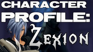 Kingdom Hearts Character Profile: ZEXION (Pre-Kingdom Hearts 3)