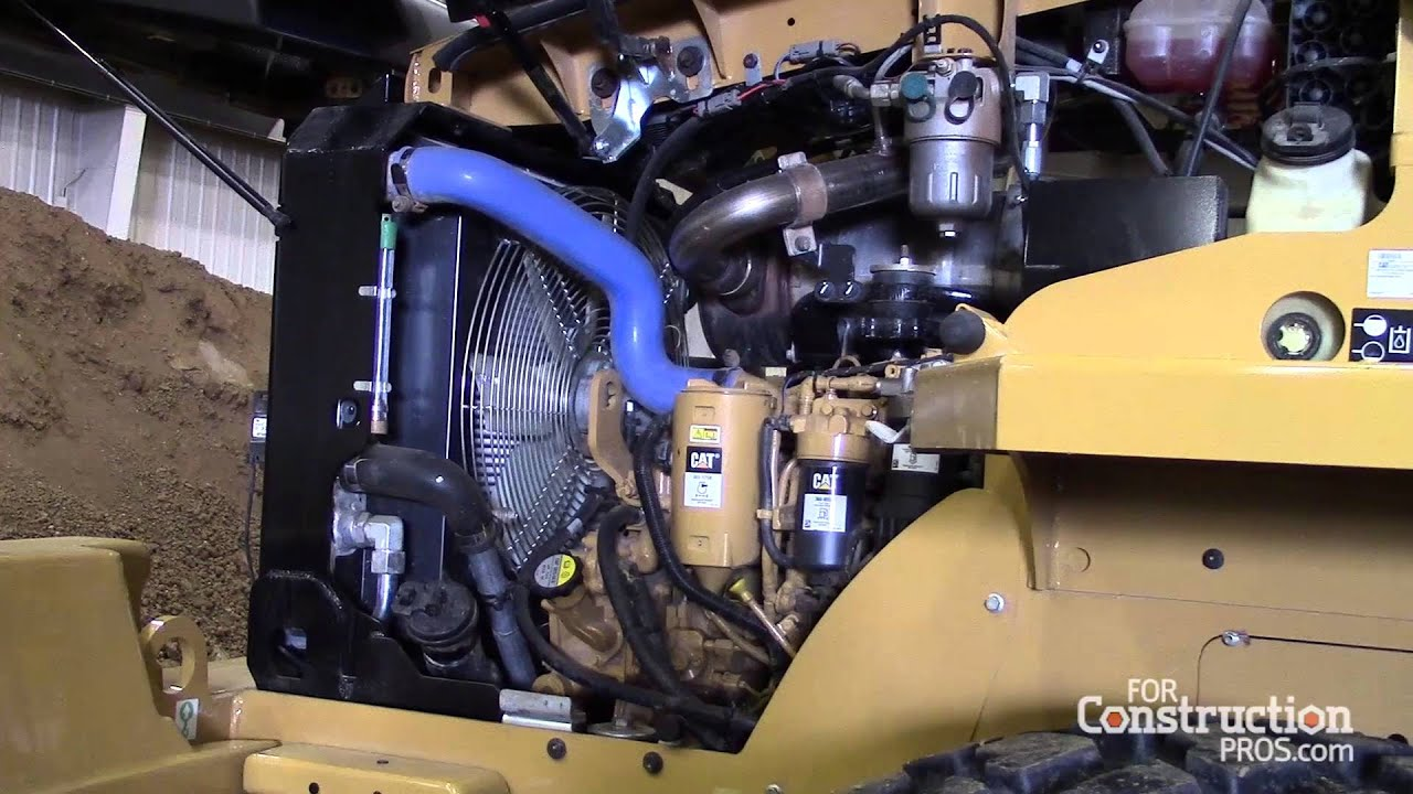 Caterpillar Eliminates DPF with M Series Wheel Loaders