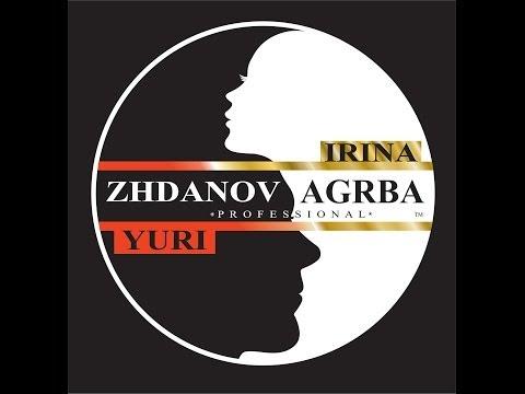 В гостях у Мастеров Международного класса по парикмахерскому искусству Юрия Жданова и Ирины Агрба