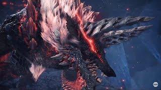 MHW: Iceborne - Stygian Zinogre Hunt and Intro to Adult Xeno'jiiva! (Solo / Hammer)