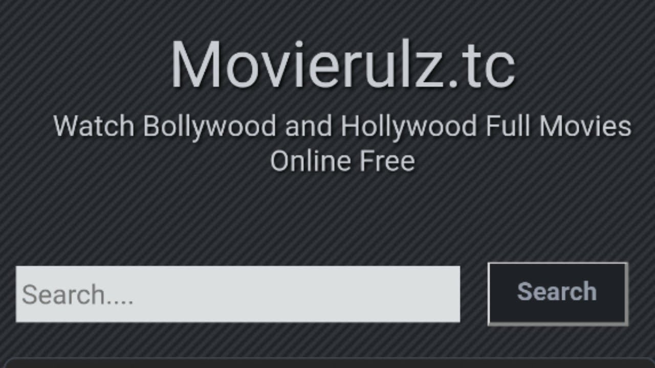 How To Download Movies From Internet For Free Telugu Hindi
