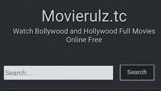 How to get movies from internet for free || Telugu || hindi || Tamil || English || movierulz.ms