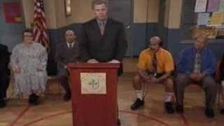 Coach Hines - The Assembly