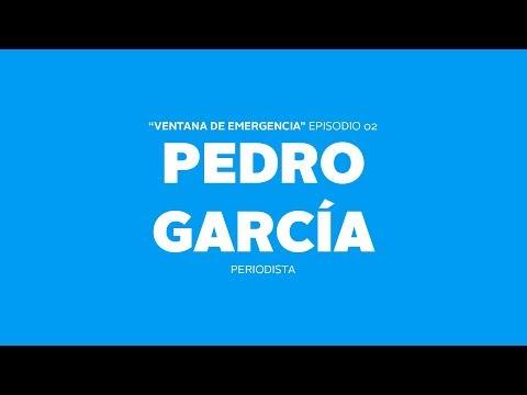 Entrevista: Pedro García habla de Peredo, del periodismo deportivo y del amor